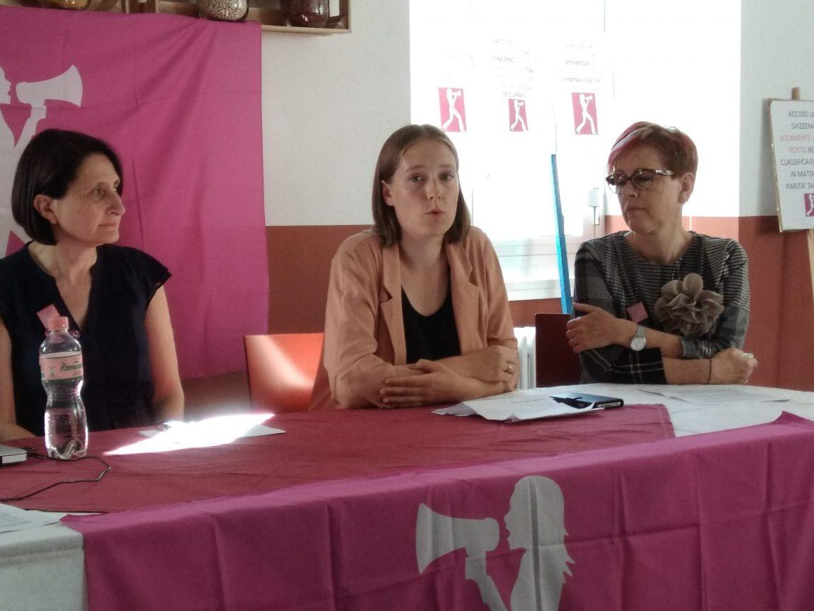 14 giugno 2018: azioni di lotta, parla Laura Riget