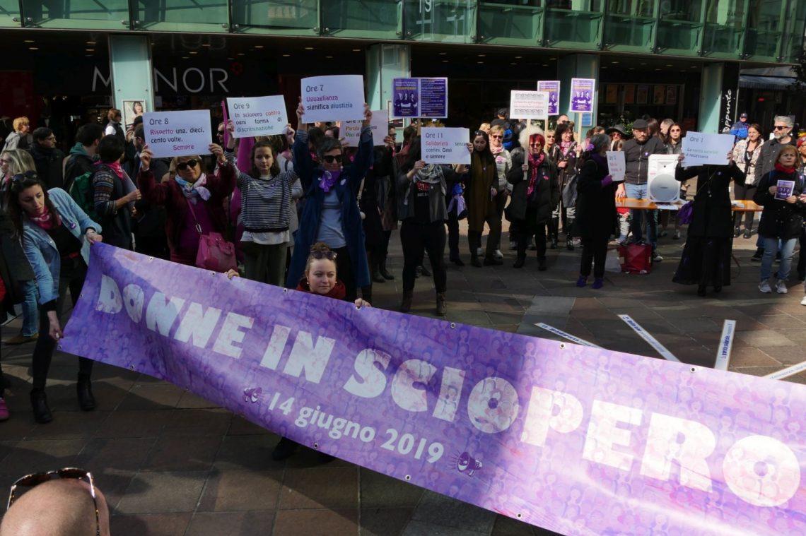 8 Marzo, con un'unica voce: sciopero