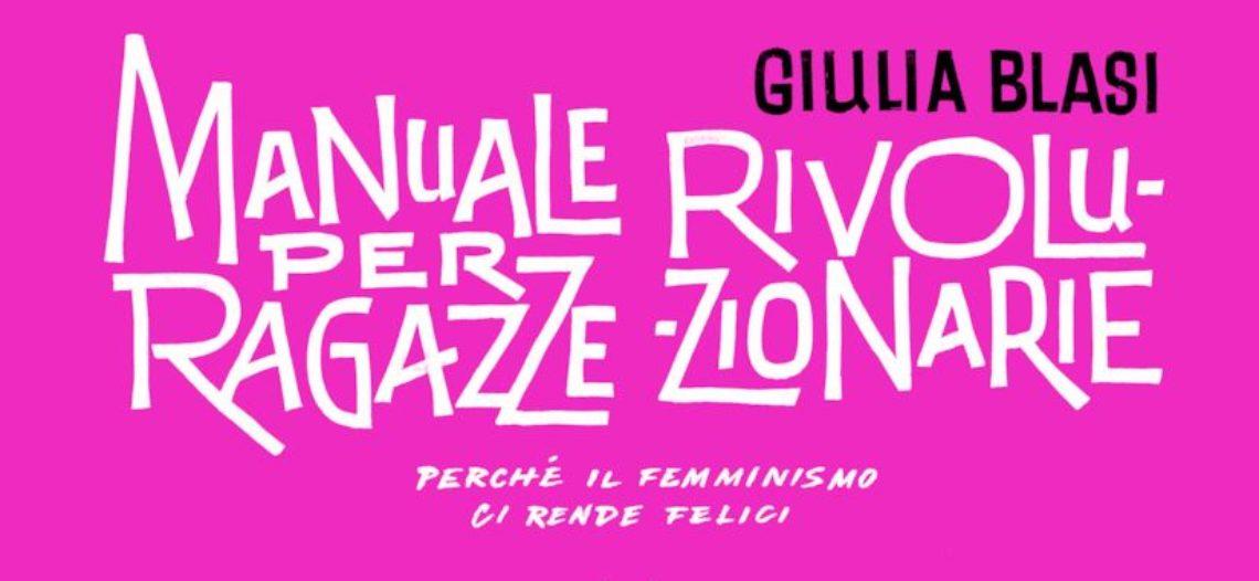 Giulia Blasi con noi il prossimo 11 ottobre