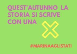 Un voto per Marina è un voto per la storia