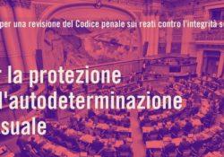 Azione Autodeterminazione sessuale! NO è NO!