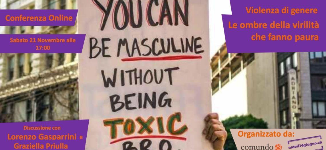 Le ombre della virilità che fanno paura – prossimi eventi e votazioni