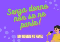 """Appello: """"SENZA DONNE NON SE NE PARLA"""""""